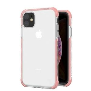 iPhone 11 Pro Max  Slim Shockproof Clear cover